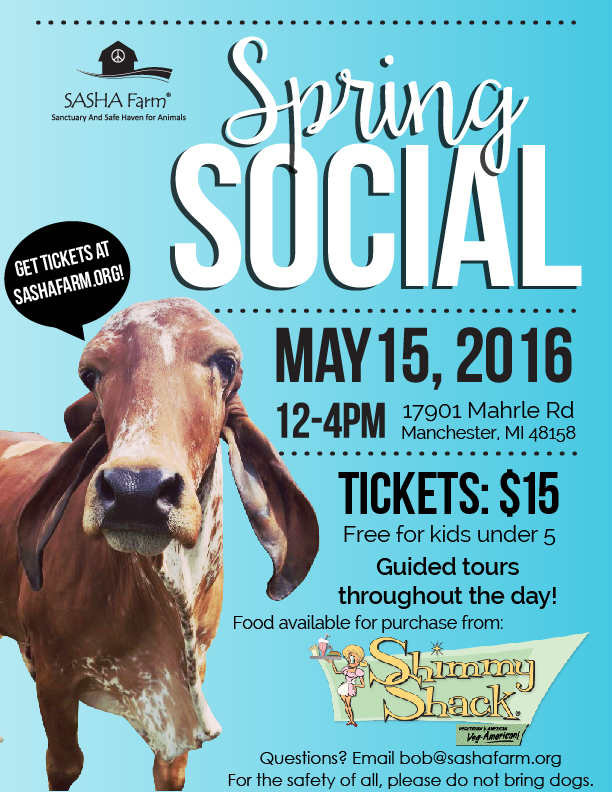 Spring Social and Open House